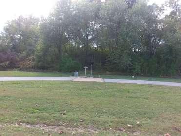 River Run Campground in Forsyth Missouri COE dump station