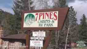 7 Pines Cabins & RV Park