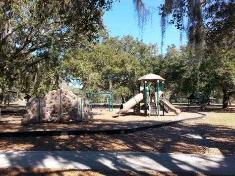 Edward Medard Regional Park Campground near Plant City Florida10