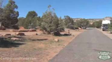 Colorado National Monument Saddlehorn Campground