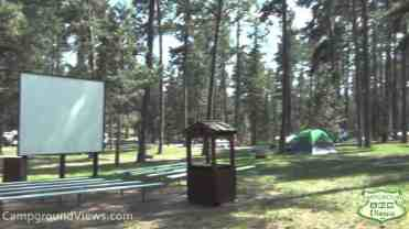Custer State Park – Blue Bell Campground