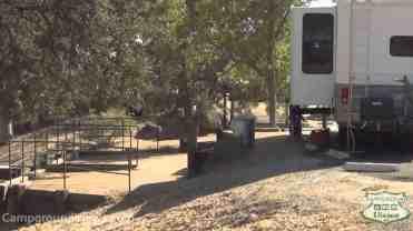 Hensley Lake COE Campground