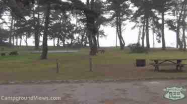 Sunset State Beach Campground