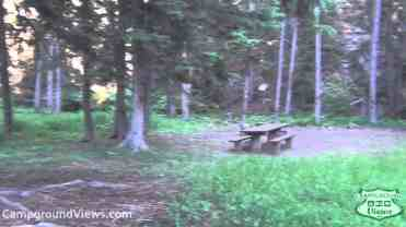 Castle Peak Campground