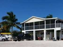 Bonefish Bay RV Park and Motel in Marathon Florida1