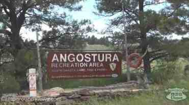 Angostura Recreation Area