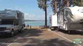 Finley Point State Park Campground