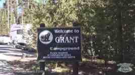 Grant Village Campground