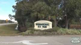 International RV Park and Campground