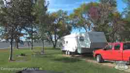 Stokes-Thomas Lake City Park Campground