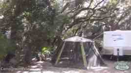 Anastasia State Park Campground