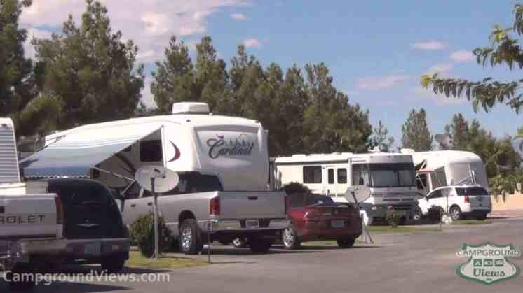 Green Pines RV Park