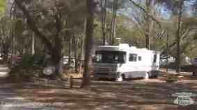 Highlands Hammock State Park Campground