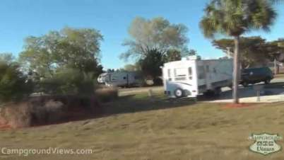 Ortona South COE Campground
