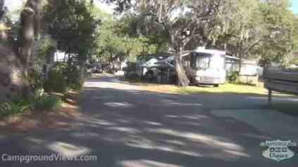West Bay Oaks Mobile Home and RV Park