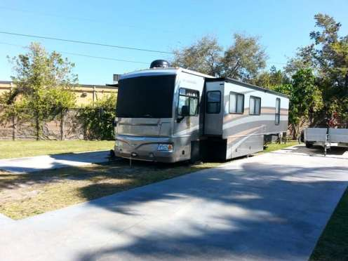 Lakes Park RV in Fort Myers Florida1
