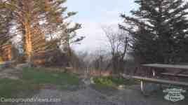 Mount Mitchell State Park Campground