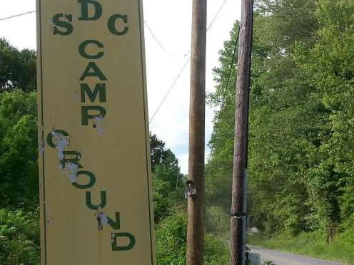 S D C Campground in Bryson City North Carolina1