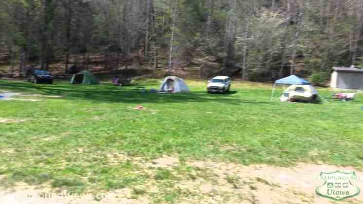 Cove Creek Group Campground