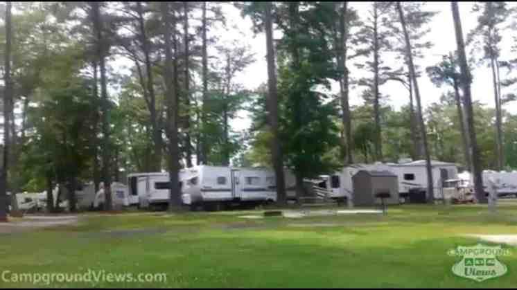 Yogi Bear's Jellystone Park Camp Resort Gloucester Point