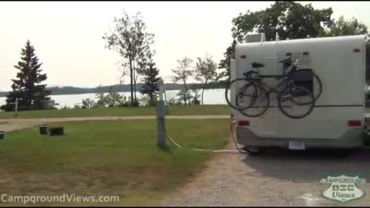 Flanders Bay Cabins and Mountain View Campground