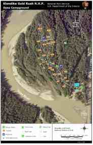 dyea_campground_map