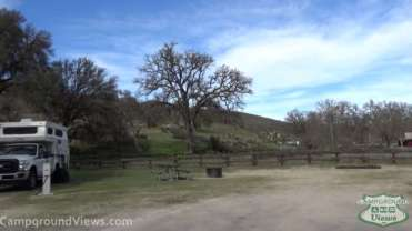 Pinnacles Campground