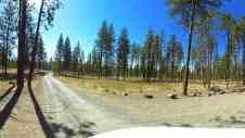 Riverside State Park Lake Spokane Campground