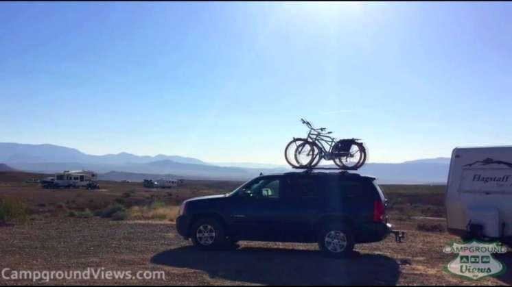 Snowbird Mesa Poverty Flat Camping Area