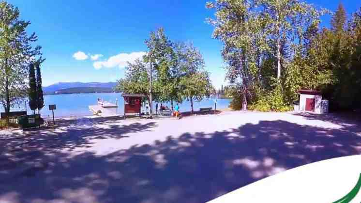 Springy Point Campground