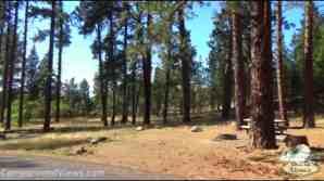 Dragoon Creek Campground