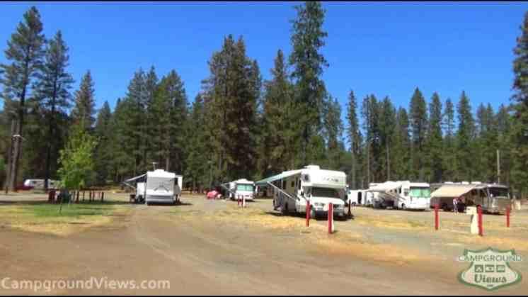 Nevada County Fairgrounds RV Park