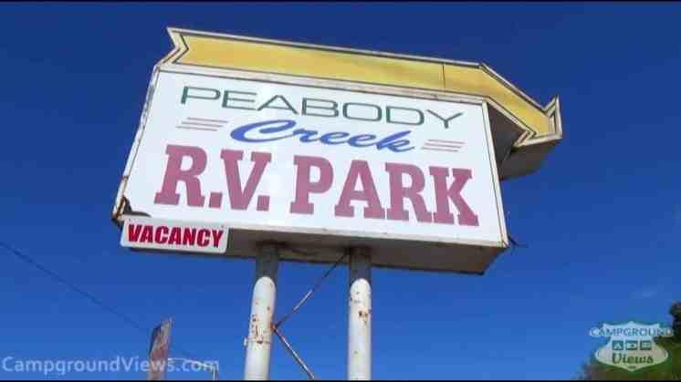 Peabody Creek RV Park