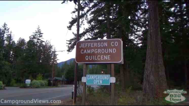 Quilcene Community Campground