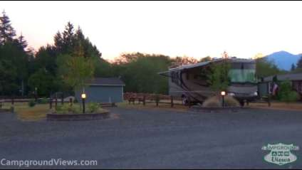 Quinault River Inn RV Park