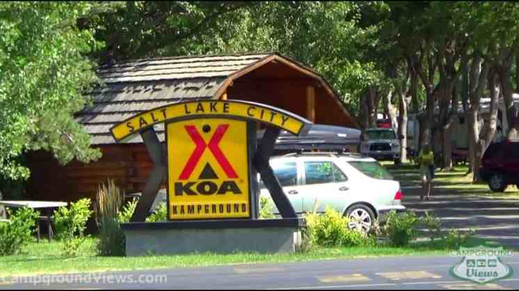 Salt Lake City KOA