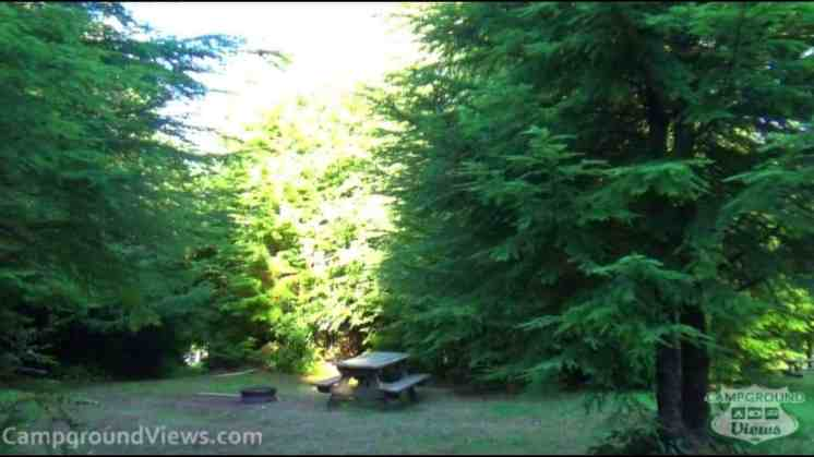 The Lost Resort at Lake Ozette