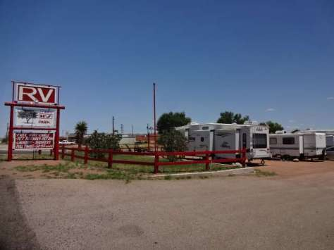 Desert Willow RV, Van Horn, TX