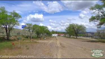 Elko County Fairgrounds Campground