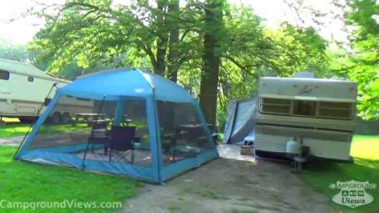 Hillcrest Event Center Campground