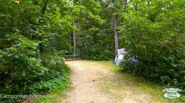 Mirror Lake State Park Campground
