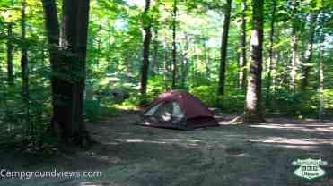 Warren Dunes State Park Campground