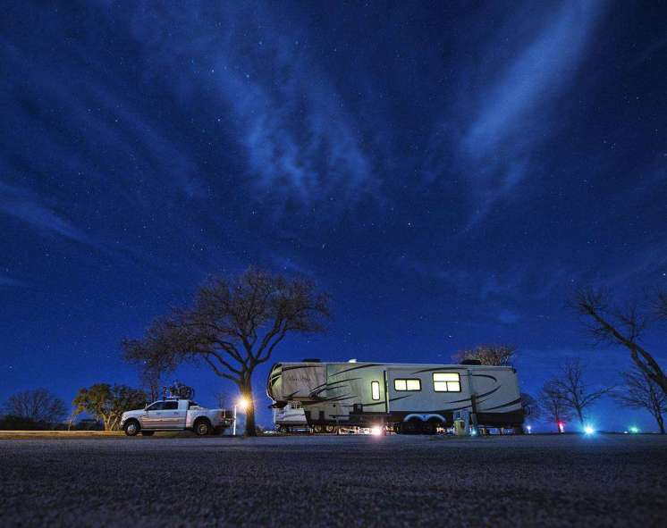 Lady Bird Johnson RV Park