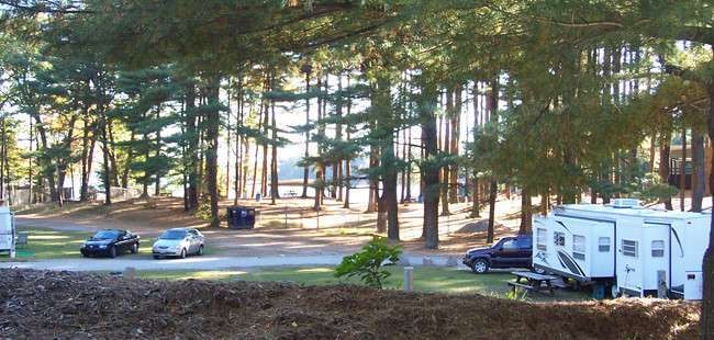 Indian Ranch Campground