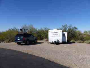 Gilbert Ray Campground