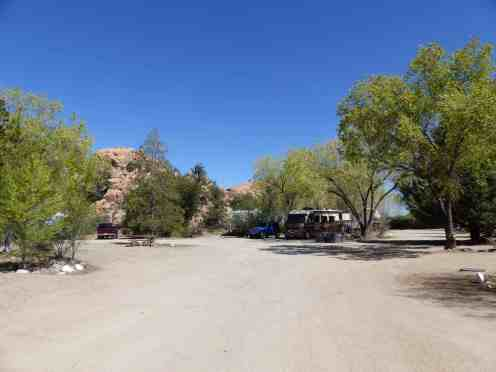 Point of Rocks Campground