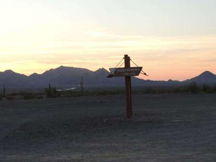 Road Runner 14-Day Camping Area BLM