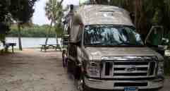 Fort De Soto Park Campground