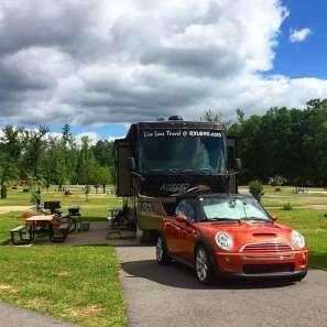 Catherine's Landing – an RVC Outdoor Destination