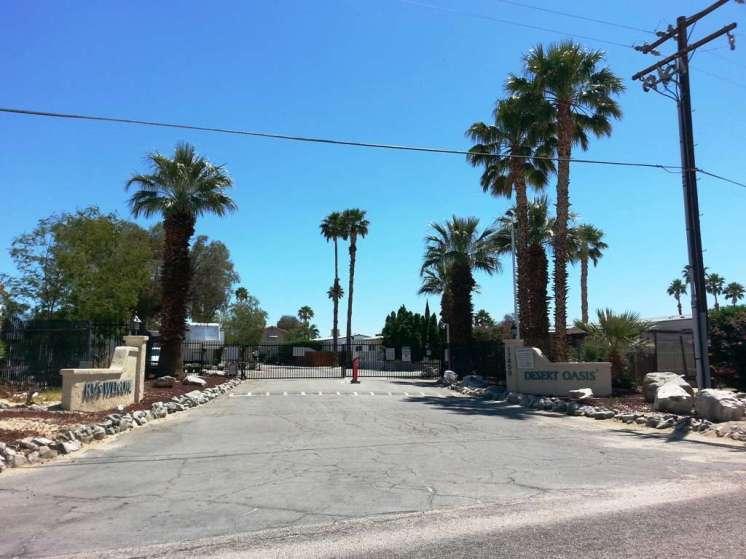 Desert Oasis Mobile Home & RV Resort